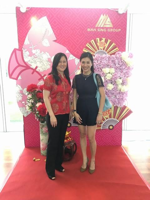 Mah Sing Chap Goh Mei Celebration