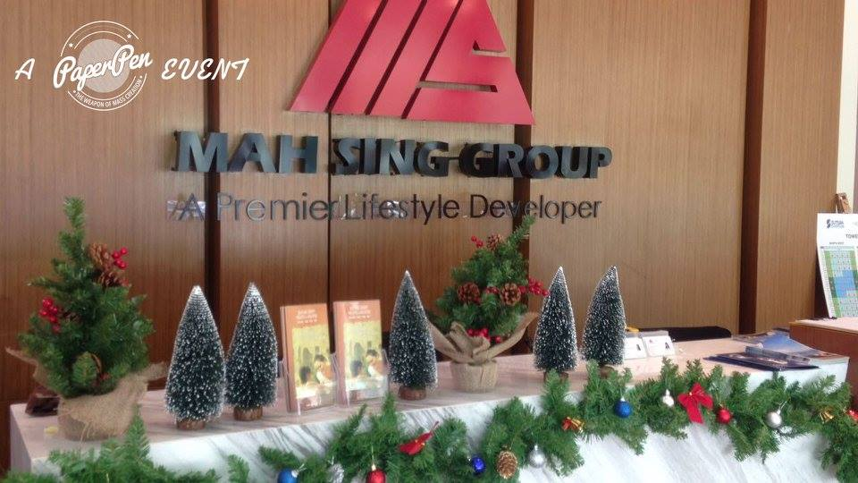 Mah Sing Sales Gallery Christmas Decoration